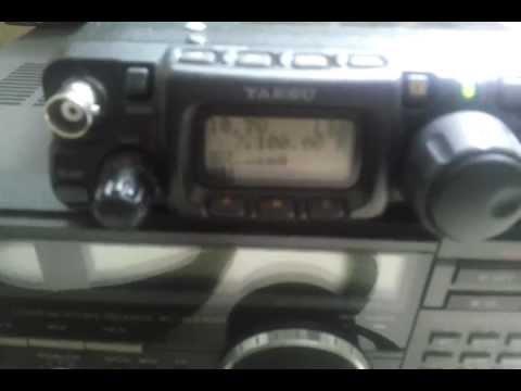 YAESU FT817 POCKET RADIO