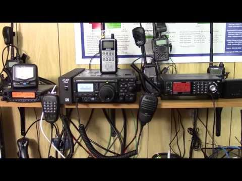 KF5OBS #17: Kenwood TR-751A Giveaway & Shack Tour