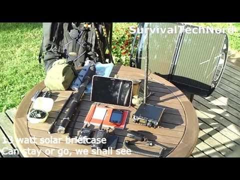 QRP Expedition backpack Part 1