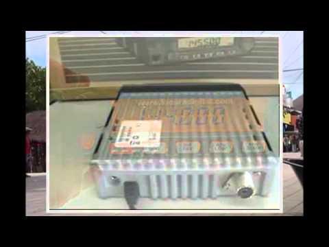 YAESU FT1900E PACK EMETTEUR RECEPTEUR MOBILE VHF ANTENNE SPECIAL RAID 4X4