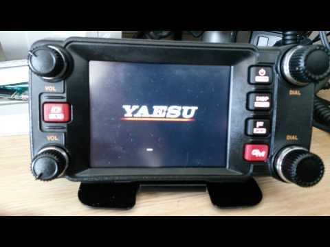 YAESU FTM-400D PROBLEM