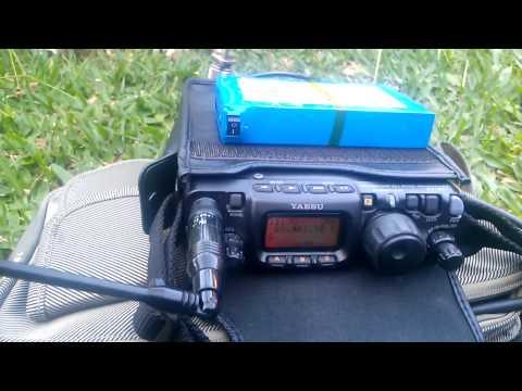 HA3NU / PY1RY CONTACT QRP FT-817ND