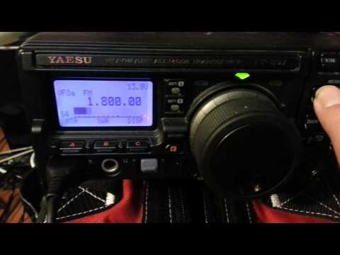 K2COW Yaesu FT-897 - LDG Pro II Tuner Mod
