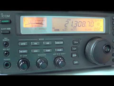 DQ7Q German amateur station wae