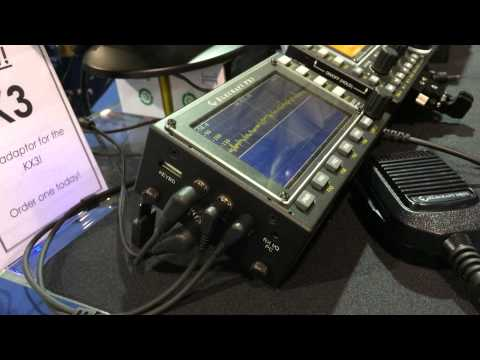 Elecraft PX3 seen at the Dayton Hamvention 2014 edition