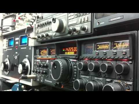 ZS2CX John 59+ VE3NGW YAESU FTDX-9000