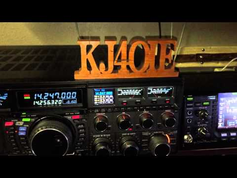 KJ4OIE For Sale HIGH END RADIO FT-9000, ICOM 7600 and FT-1000MP