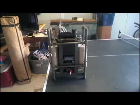 K4ECD Yaesu FT 857D Manpack