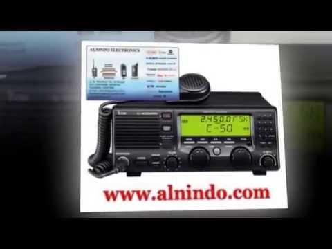 Jual Ais Icom MA 500TR, ssb a110, rig icom 304,ic 2300, ssb 718, m700pro | Alnindo electronics