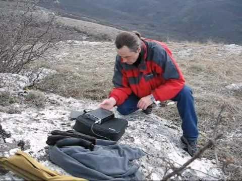 Yaesu FT-817 (Ham Radio Expedition Mountain)