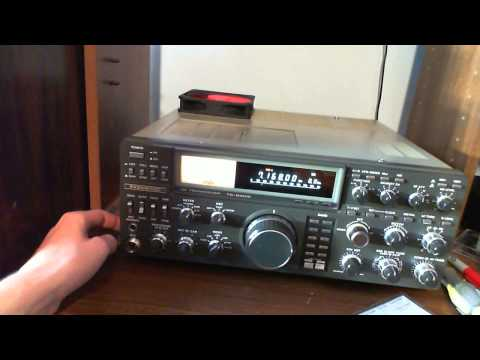 KB3YTL Getting into Ham radio! + Kenwood TS-930S