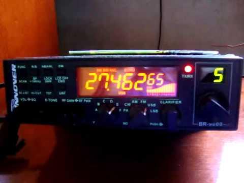 PU2LTX   QSO Luis Estação Chaves e Antonio Missão Velha     1892Km 10W USB Ch46
