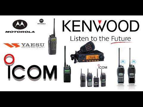 Como Programar Radios Motorola, Kenwood, Yaesu, Icom, Y Mas