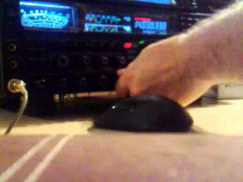 Yaesu FTdx 5000 SAC cw on 18.09.2010
