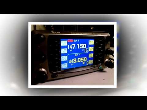 Icom IC 2800 VHF UHF Mobile