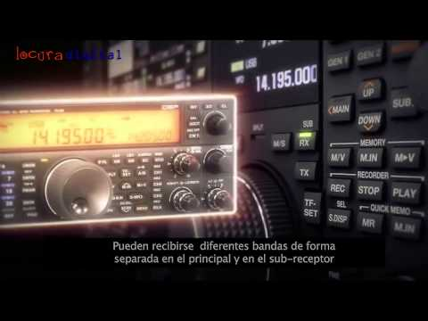 Kenwood- TS-990s Ham Radio