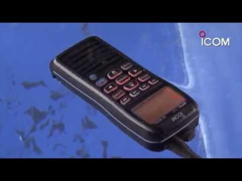 Icom M92D VHF Marine Transceiver - iboats.com