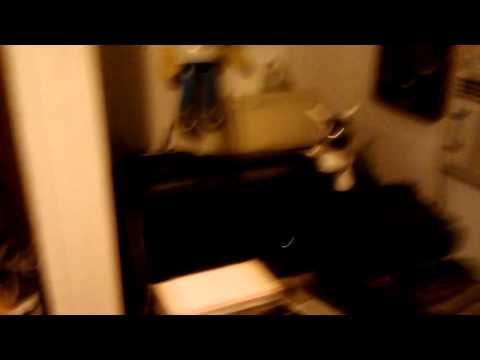 Kurzweil Reading Edge Hooked to Kenwood TH-D7 radio