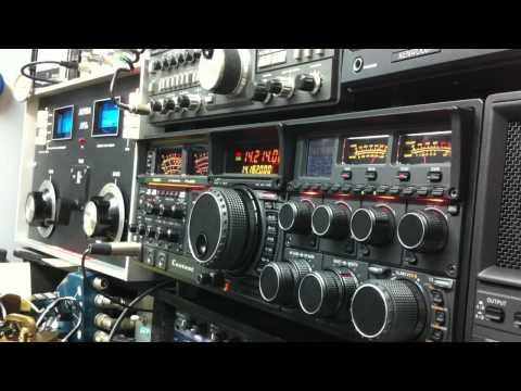JW7XM SVALBARD VE3NGW YAESU FTDX-9000