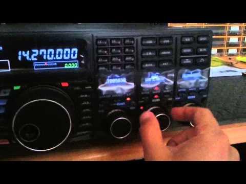 YAESU FT 5000 MP