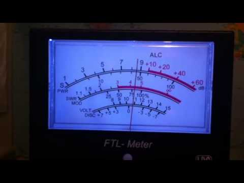 The LDG Electronics FTL Meter for the Yaesu FT-857 & 897