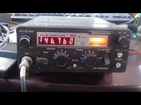 Kenwood Two Meter Mobile Radio