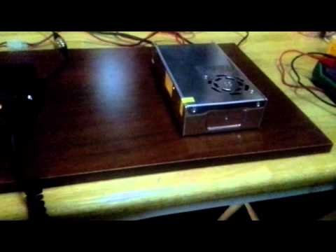 Powering My Mobile Amateur / Ham Radio with 12V DC Switching Power Supply