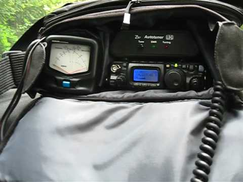 Yaesu FT-817ND Shack-in-a-bag