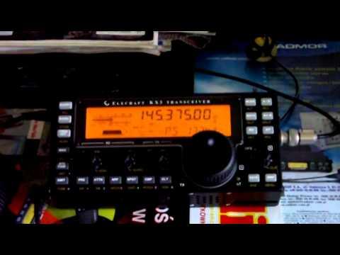 Elecraft KX3 + home made transverter 145MHz