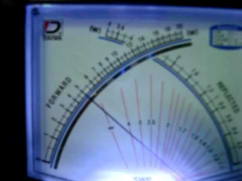 YAESU FT 2000 D mesure de bande passante audio en TX chez RCC