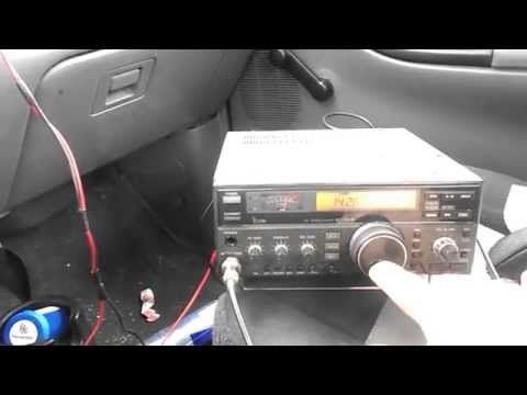 Icom 728 Radio