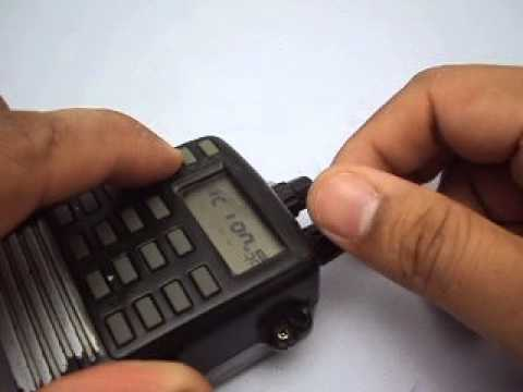 icom ic-2gxat test (19/10/2014)
