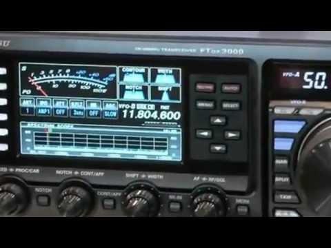 Yaesu FT DX 3000 HF