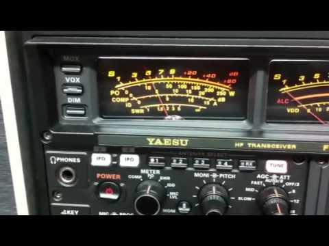 K7VO WY6V VE3NGW 20m  YAESU FTDX-9000