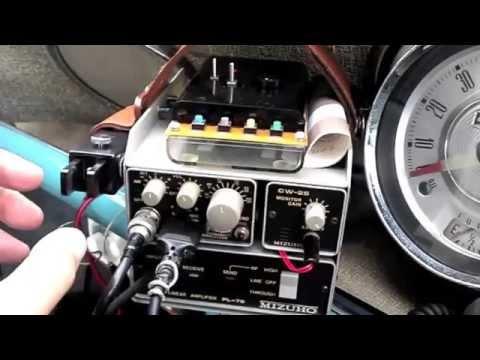 Mizuho Pico QRP Transceiver MX-7S