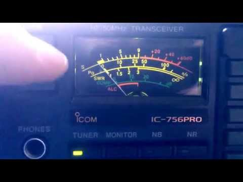 Icom IC-756Pro Squelch Issues Ham Radio