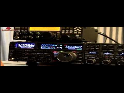 YAESU FTDX9000 FTDX5000 and the Elecraft K3 FTDX 5000