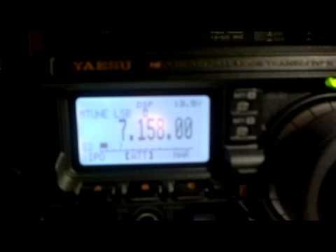 Modulacion con FT2000