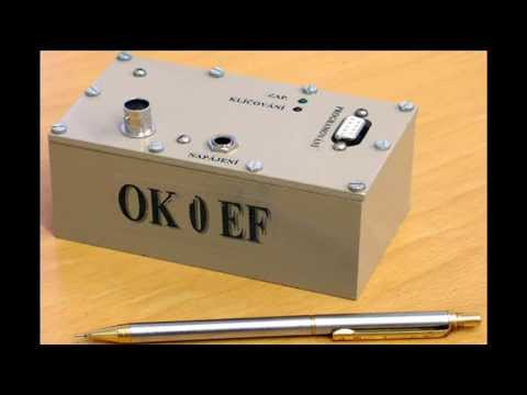 OK0EF QRP Beacon 10 134,00MHz