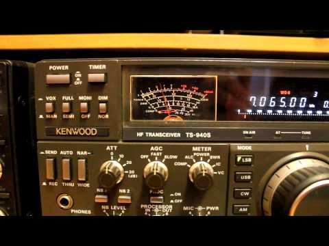 Ham Radio RU2DX  ICOM IC-780 & KENWOOD TS-940S
