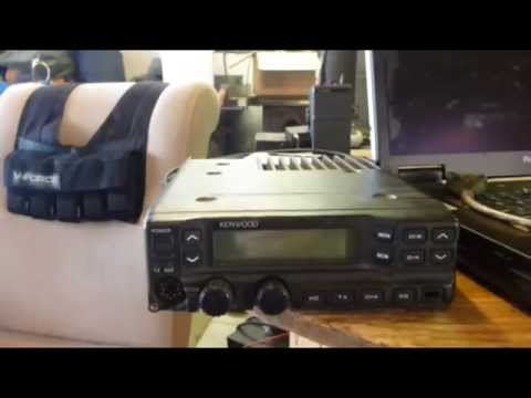 Kenwood VHF TK790 Programming