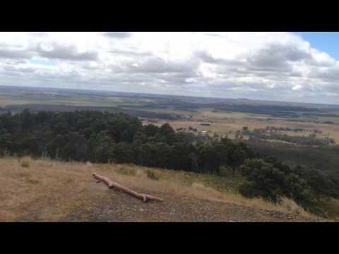 Mount Napier summit