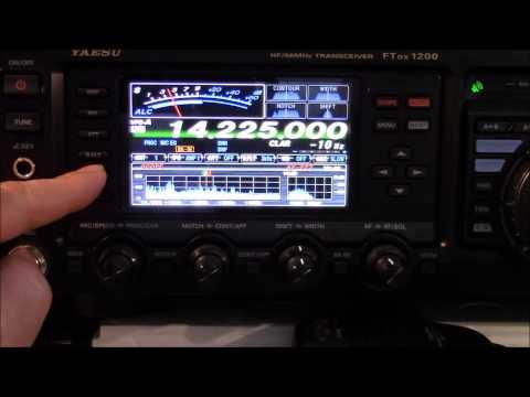 Noise Blanker Yaesu FTdx1200