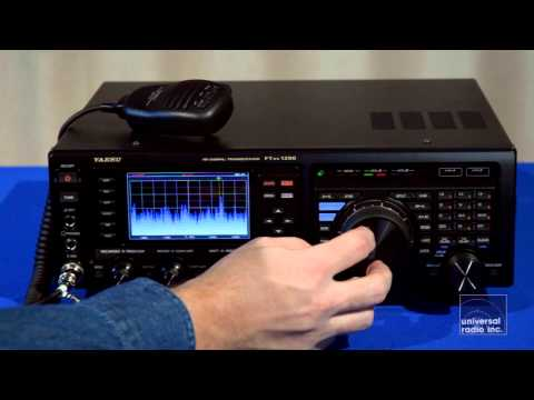 Universal Radio introduces the Yaesu FTdx1200 Amateur HF Transceiver