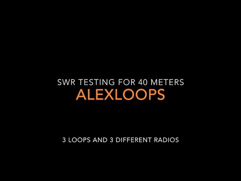 AlexLoops on 40 meters