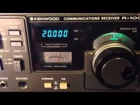 WWV on 20 MHz