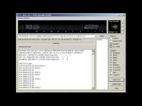 ACARS-HF node 02 (Molokai, Hawaii) - 11312 kHz (USB)