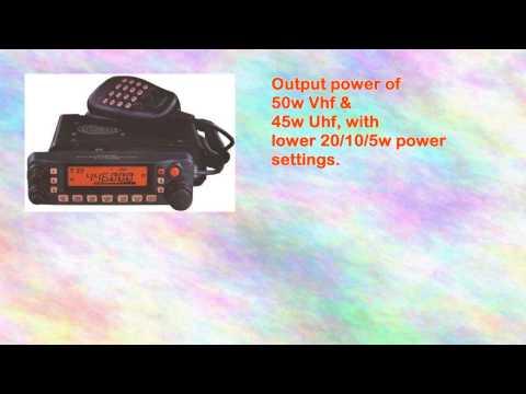 Yaesu Ft7900r Mobile Dualband Amateur Ham Radio 50w45w