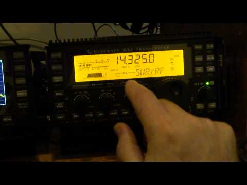 Elecraft KX3 integrated to KXPA100 amp