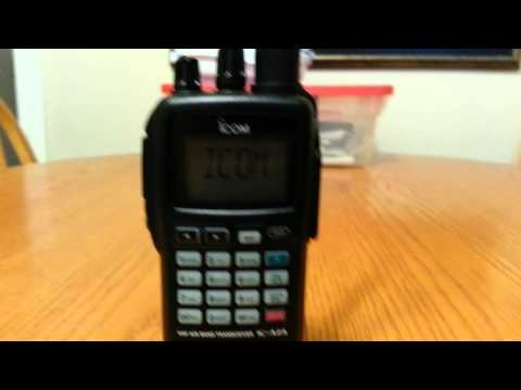 Icom IC-A24 Review
